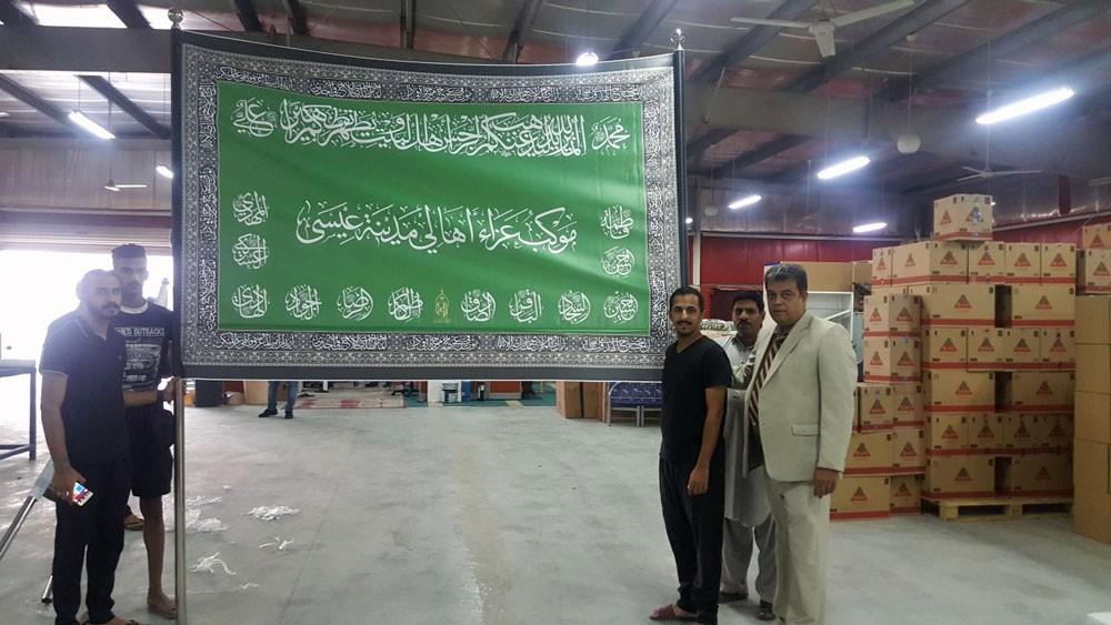 الأوقاف الجعفرية: 114 موكب عزاء حسيني في البحرين