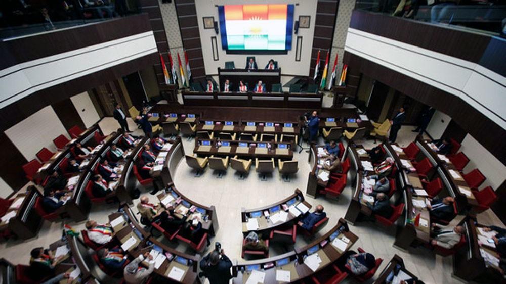 برلمان كردستان يرفض كافة قرارات بغداد بشأن الاستفتاء