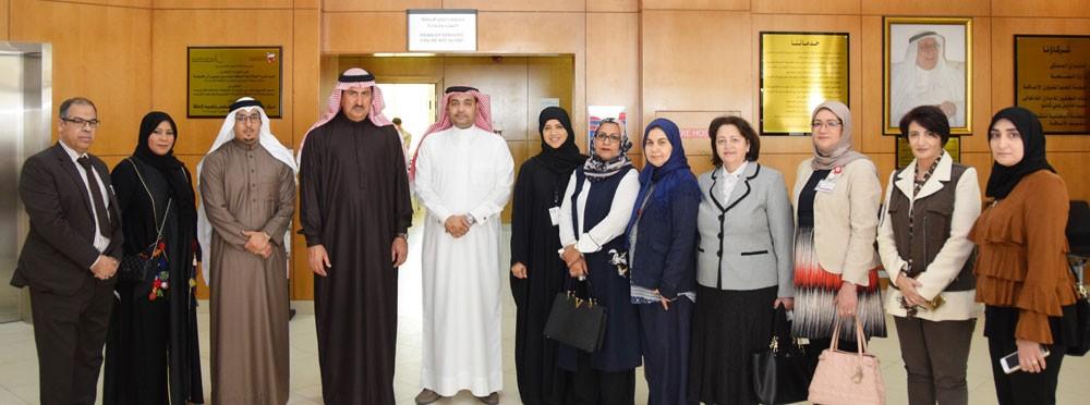 الدوسري: المركز مكتسب حضاري يضاف إلى رصيد البحرين في رعاية وتأهيل ذوي الإعاقة