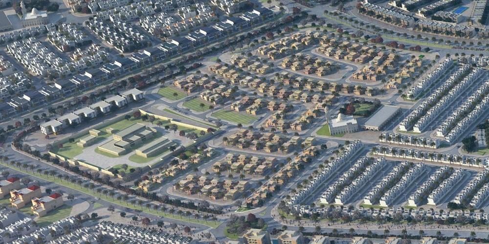 ديار المحرق تعلن عن سير أعمال البنية التحتية بمخطط القمرة السكني