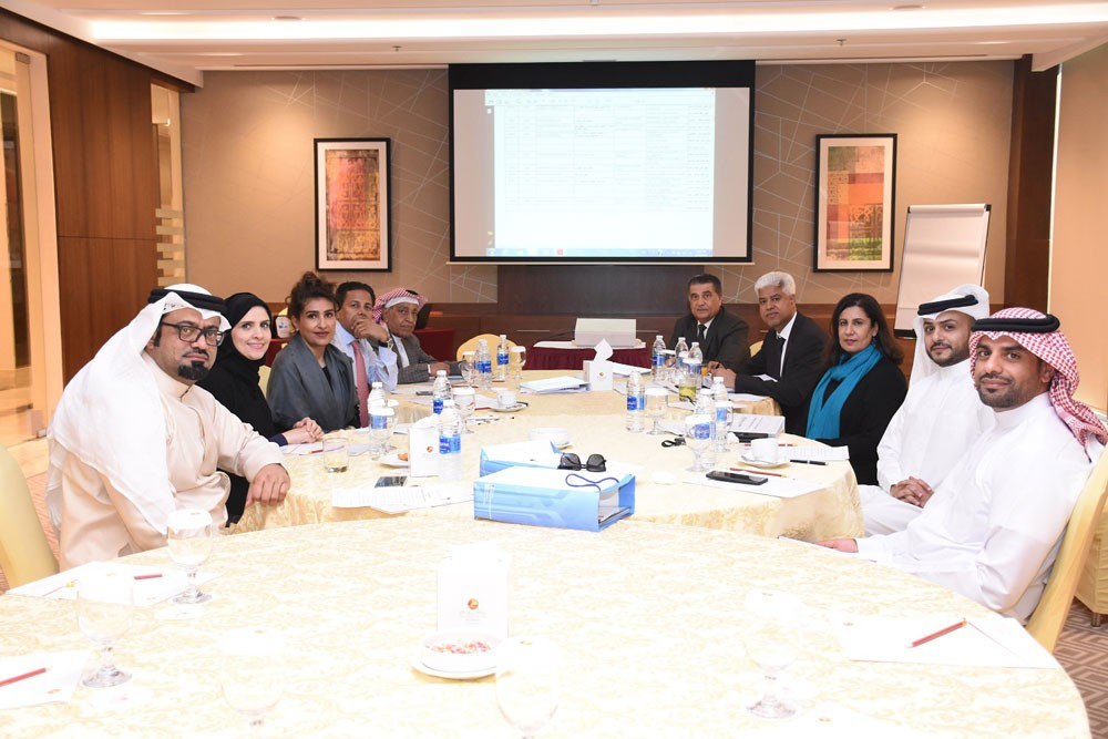 لجنة انتخابات الغرفة تستكمل بحث ترتيبات انتخابات بيت التجار