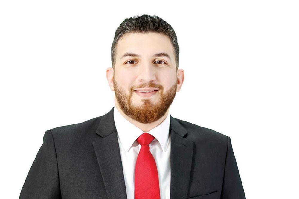 """القاهري يطلق حملته الانتخابية لعضوية الغرفة تحت شعار """"البديل"""""""