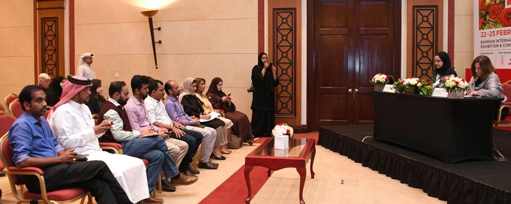 أكثر من 155 مشاركا في معرض البحرين الدولي للحدائق لهذا العام