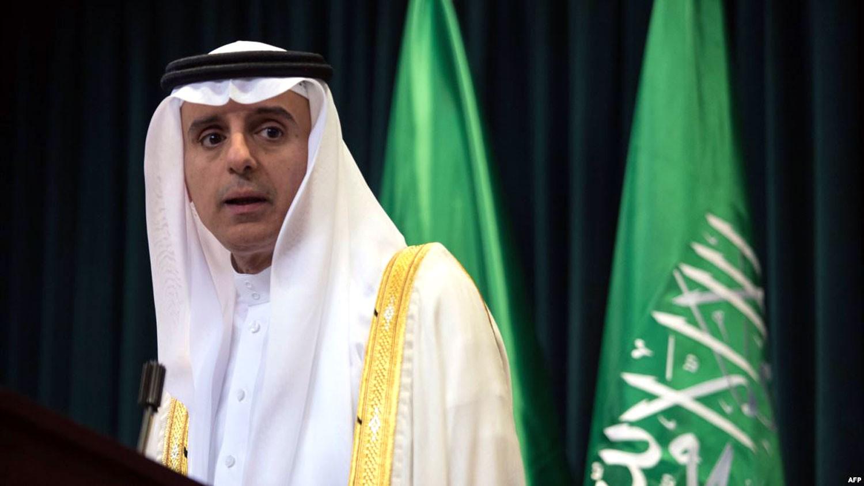 الجبير: 1.5 مليار دولار لإعادة إعمار العراق