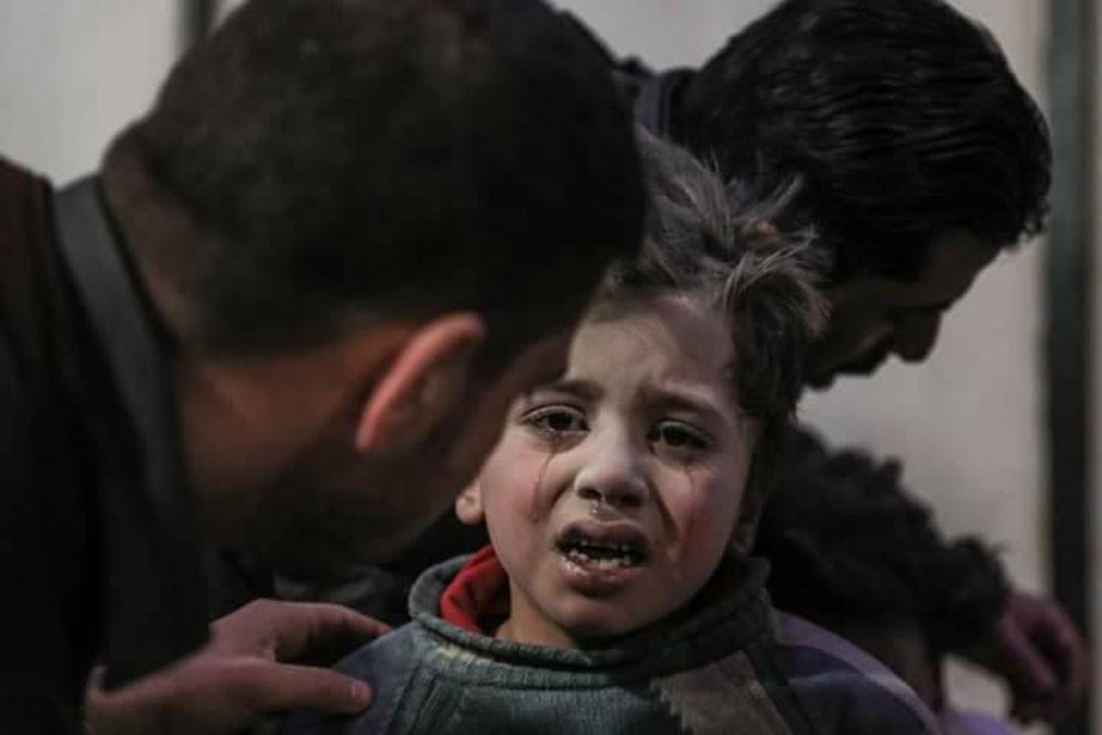 """""""موت"""" في الغوطة"""