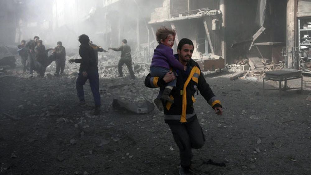 مجلس الأمن يبحث مأساة الغوطة الشرقية في سوريا