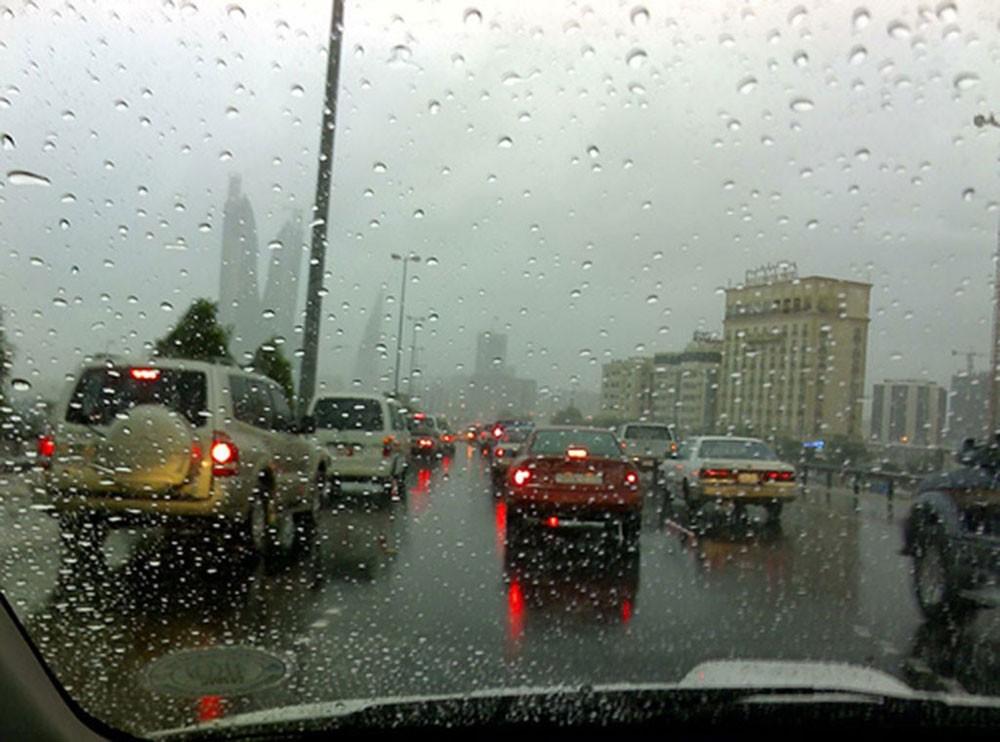 الطقس المتوقع غداً في مملكة البحرين : غير مستقر مع أمطار متفرقة قد تكون رعدية أحياناً