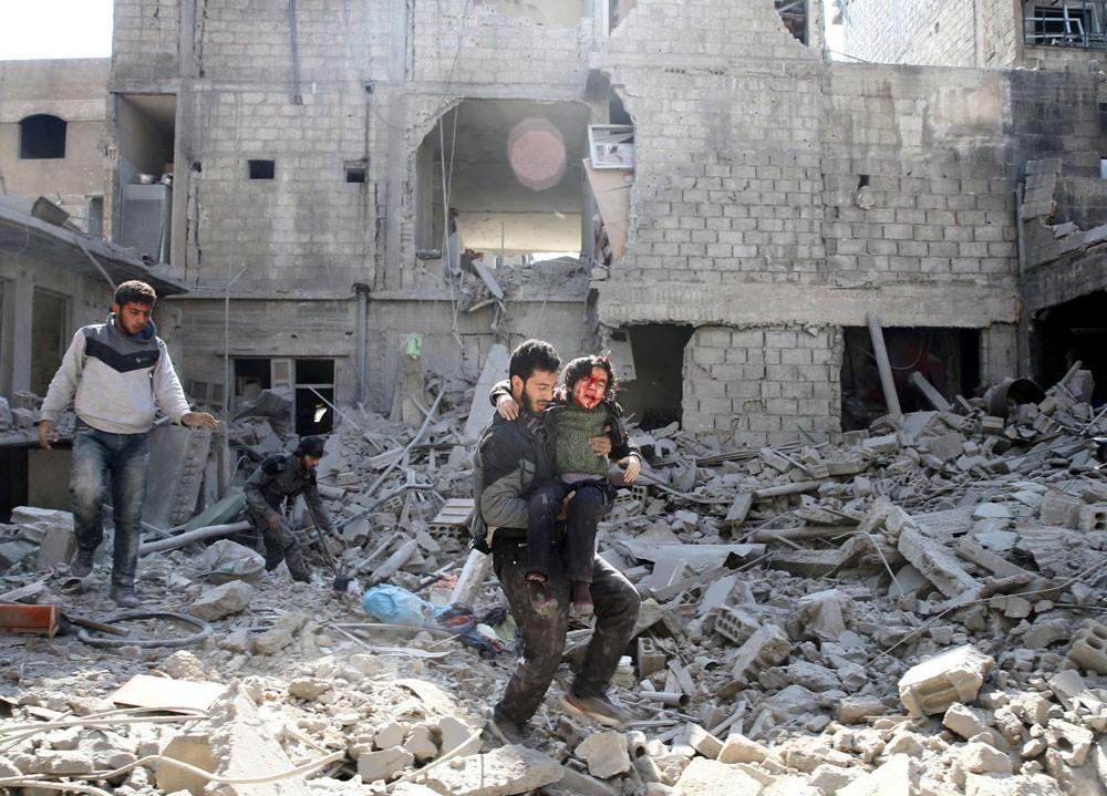 واشنطن تطالب موسكو بفرض احترام الهدنة بسوريا