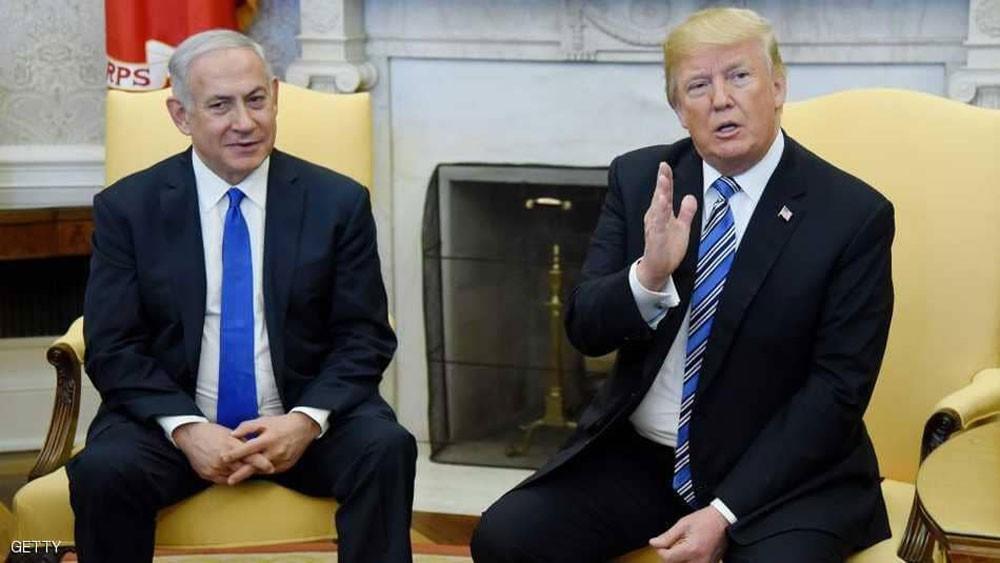 ترامب : قد أحضر افتتاح السفارة الأميركية في القدس