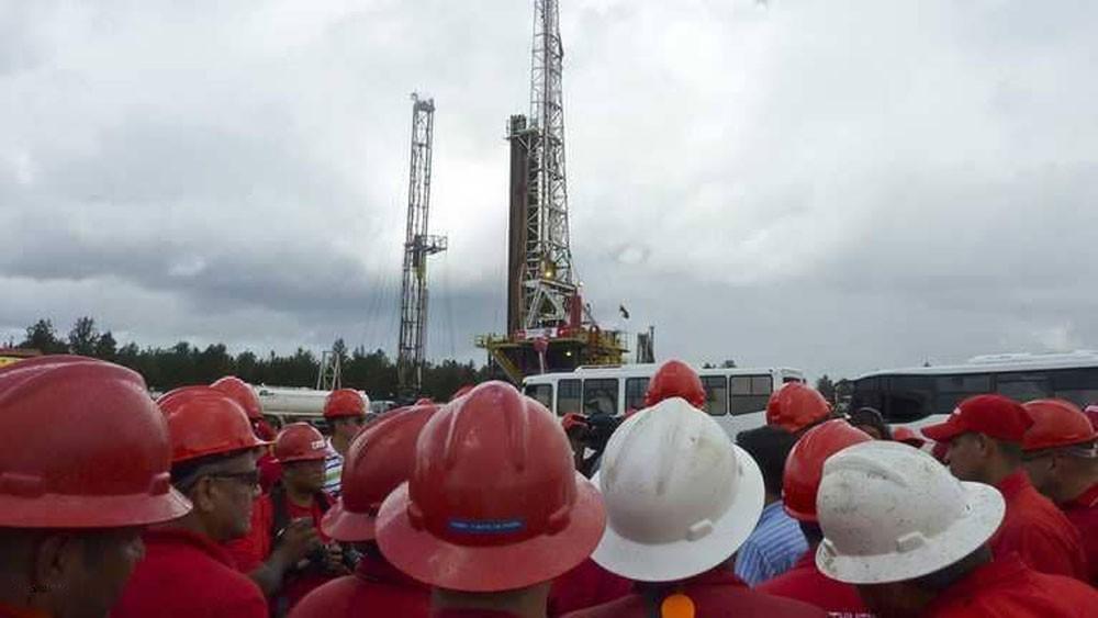 إنتاج فنزويلا النفطي ينزل عن المعتاد