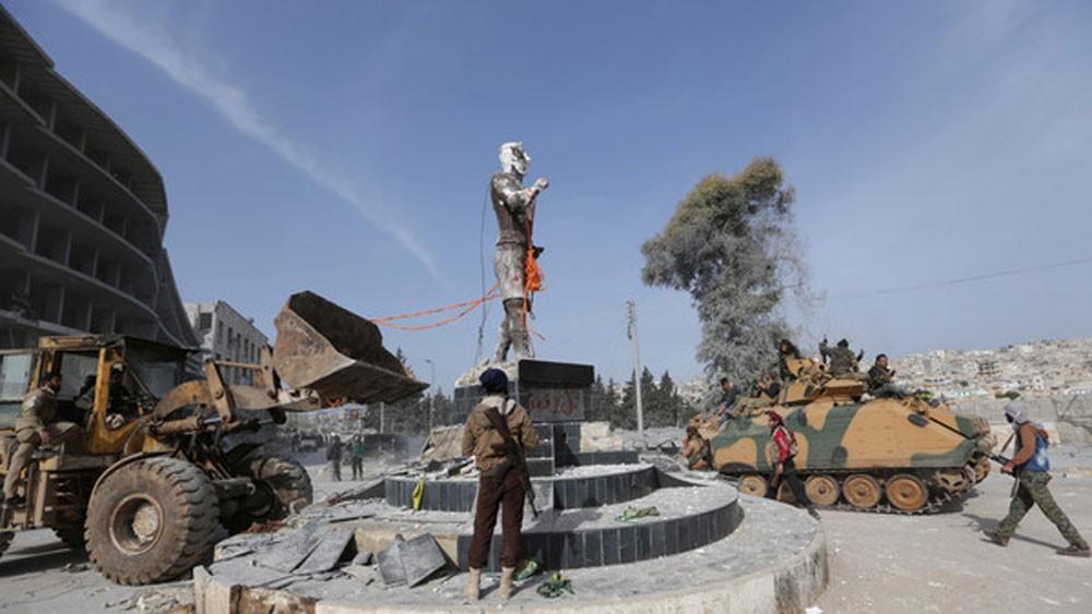بعد سقوط عفرين..الأكراد يهددون بهجمات ضد تركيا