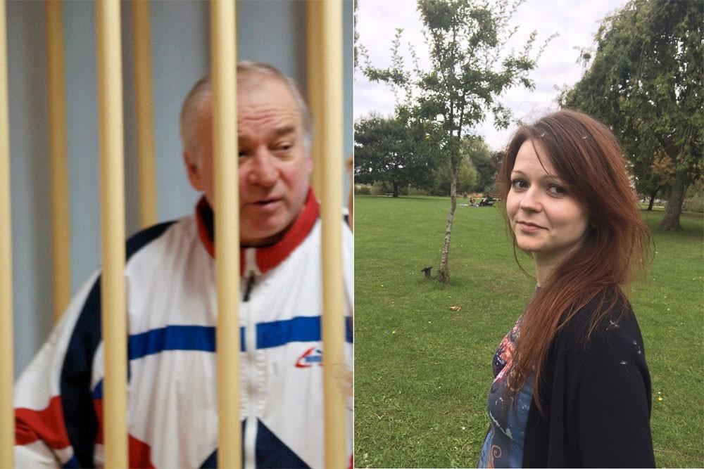 """ابنة """"الجاسوس الروسي"""" ترفض مساعدة من موسكو"""