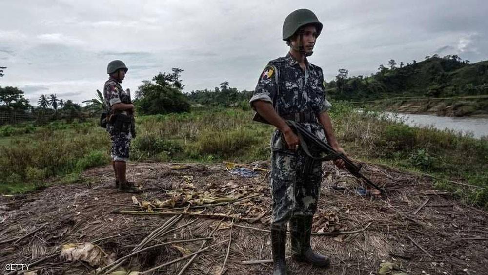 مقتل وجرح العشرات باشتباكات في ميانمار