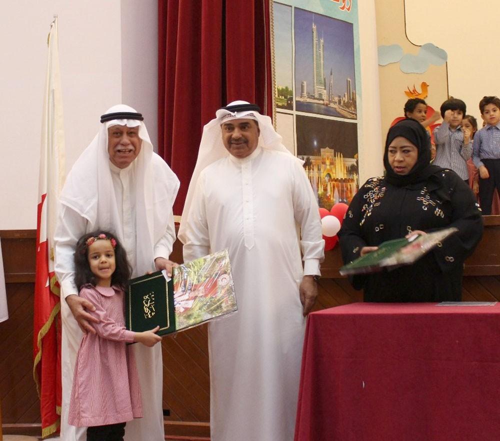 """الهلال الأحمر البحريني يحتفل بتخريج أطفال روضة """"دار الطفل"""""""