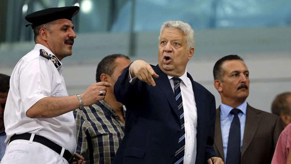 """مرتضى منصور يكشف ما سيفعله بـ""""رامز جلال"""" إذا تجرأ على استضافته"""