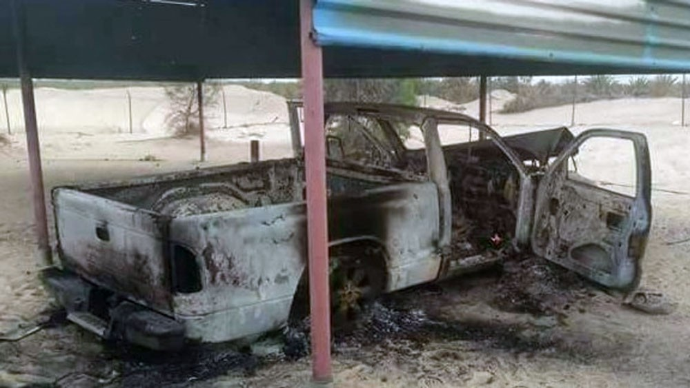 ليبيا.. قتلى وجرحى بتفجير انتحاري استهدف بوابة أمنية