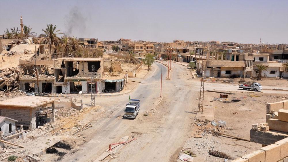 هجوم مباغت لداعش في البادية السورية ومقتل 26 من النظام