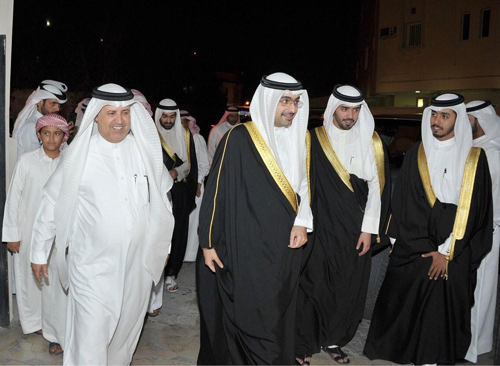 سمو محافظ المحافظة الجنوبية :زيارة المجالس ركيزة أساسية من عادات المجتمع البحريني