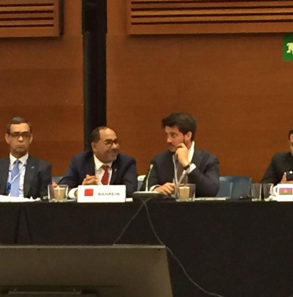 هيئة البحرين للسياحة والمعارض تشارك في إجتماع المجلس التنفيذي لمنظمة السياحة العالمية