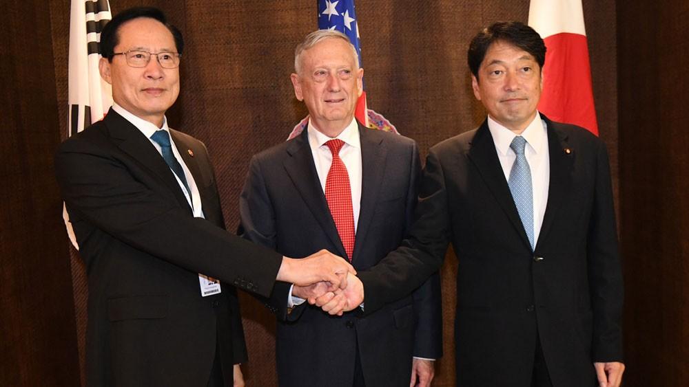 ماتيس: نريد من كوريا الشمالية خطوات لا رجعة فيها