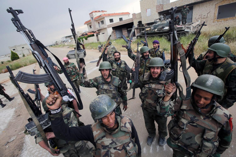 """سوريا.. أكبر هجوم لداعش على """"البوكمال"""" منذ أشهر"""
