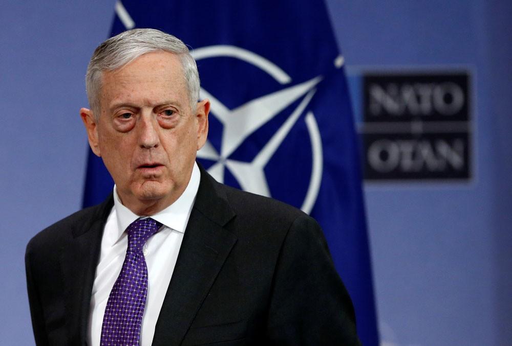 "ماتيس يحذر: ""لا تتركوا سوريا لإيران وروسيا"""