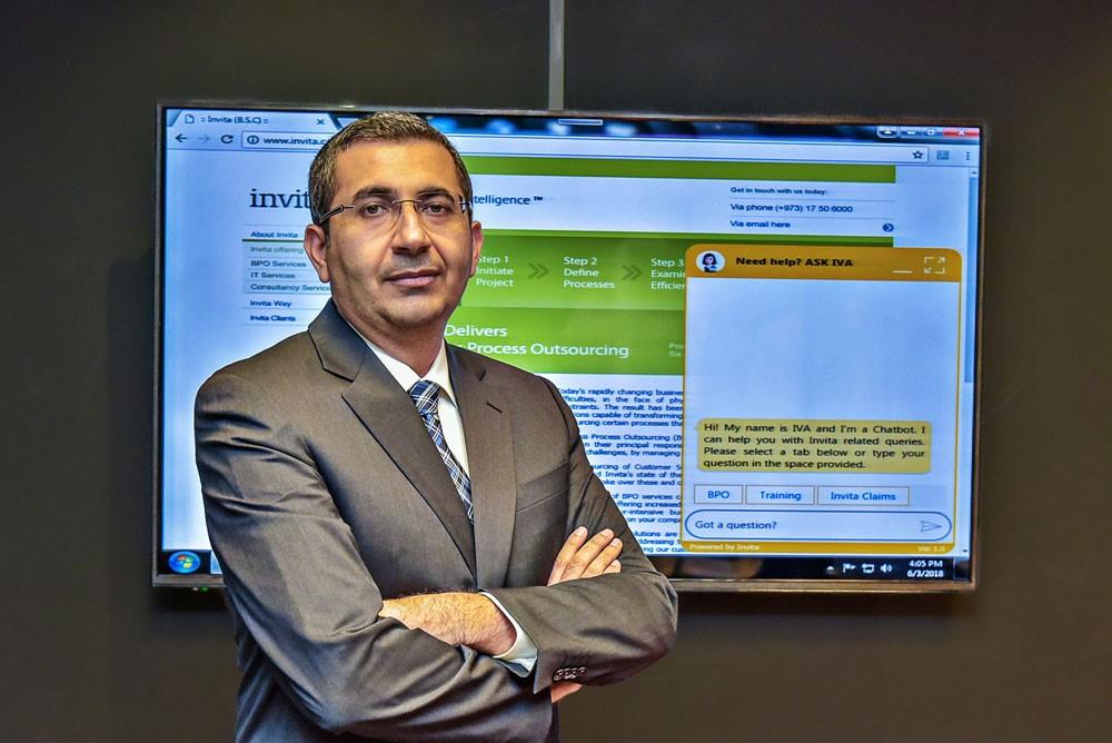 شركة إنفيتا تطلق خدمة المساعد الإفتراضي (IVA)