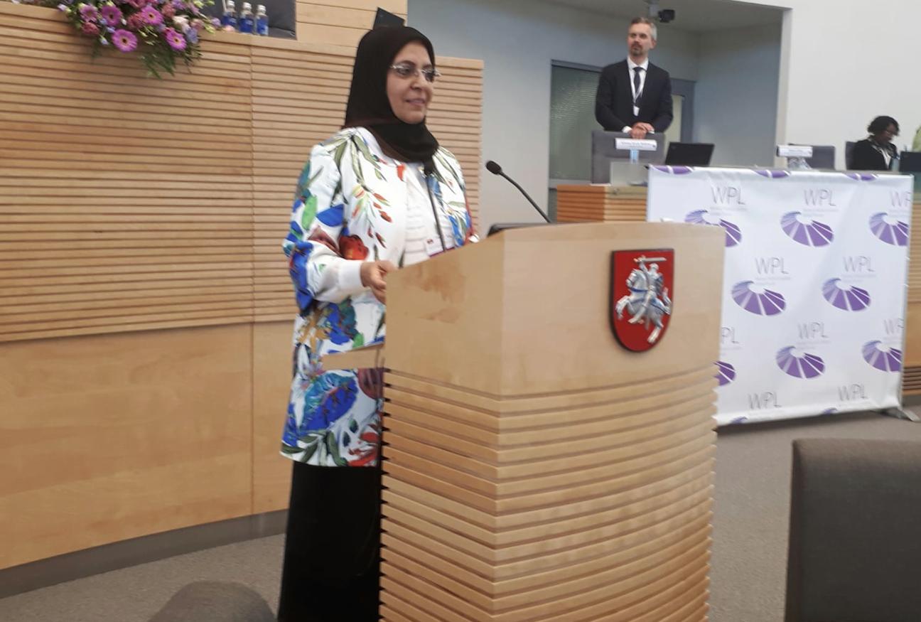د. الكوهجي: المشروع الإصلاحي لعاهل البلاد عمل على إعلاء شأن المرأة البحرينية