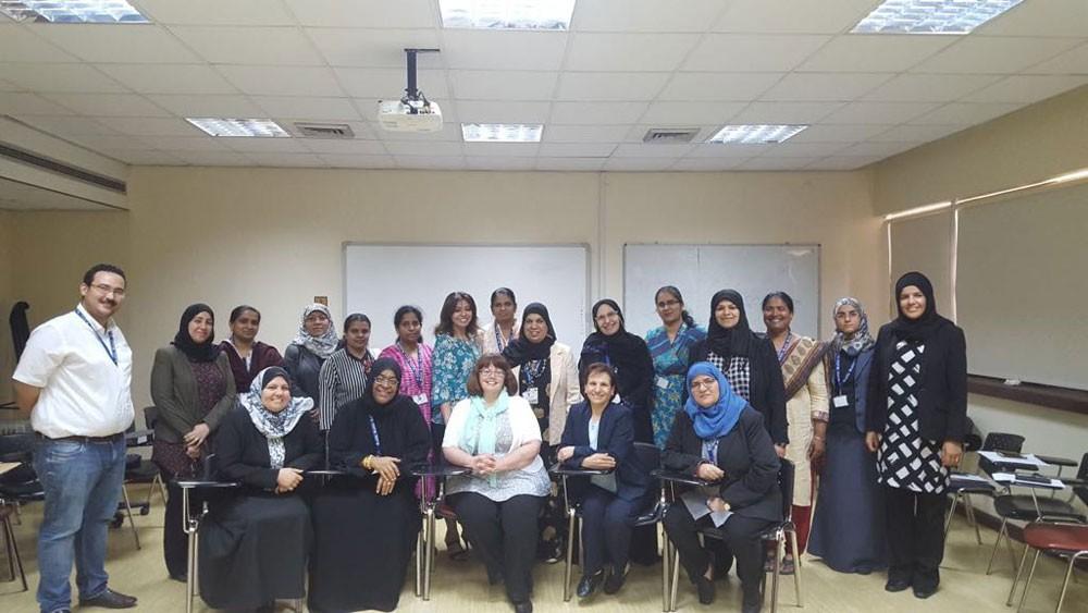 """""""العلوم الصحية"""" بجامعة البحرين تستعد لطرح برامج ماجستير """"التمريض"""" و""""صحة البالغين"""" و""""القبالة"""""""