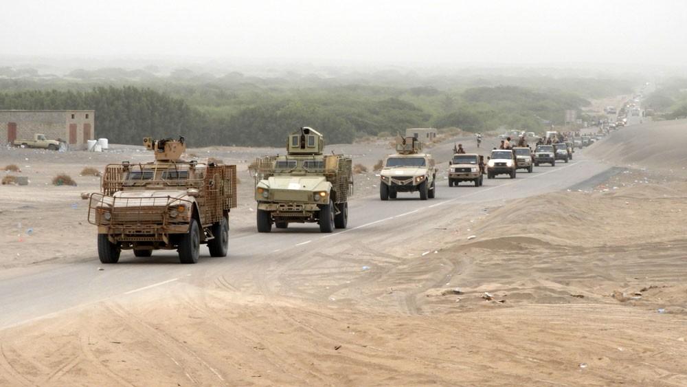 التحالف: معركة الحديدة تهدف لوقف عمليات تهريب الأسلحة