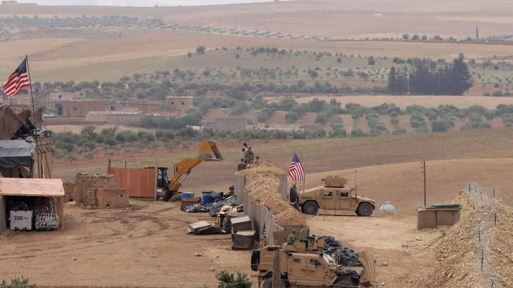 واشنطن تؤكد أنها في سوريا لمواجهة النفوذ الإيراني