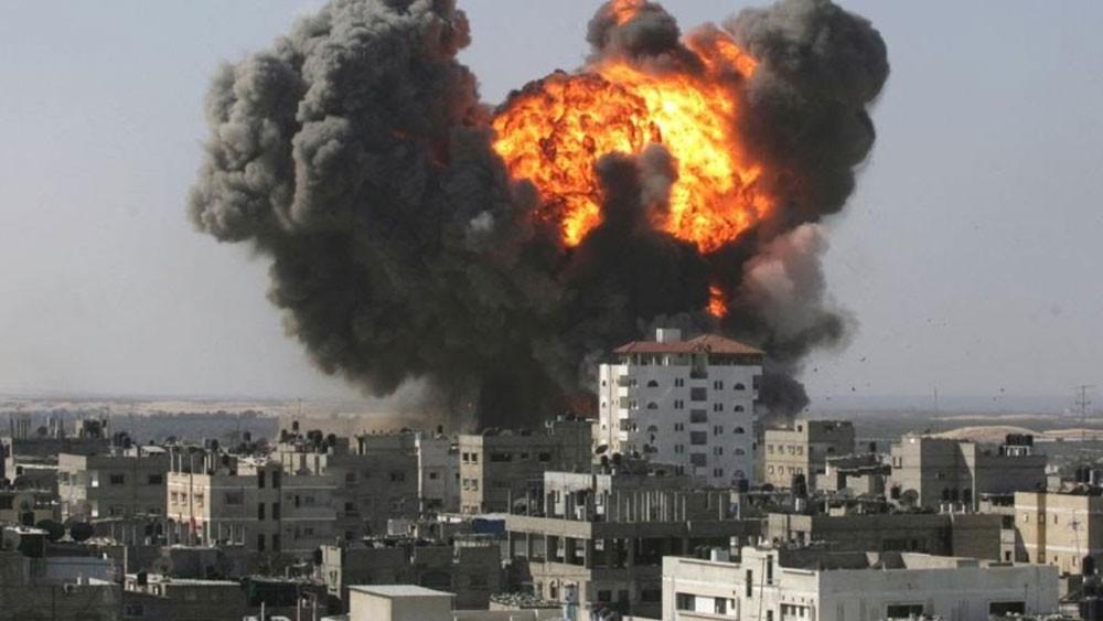 عودة براميل الأسد المتفجرة على جنوب غربي سوريا