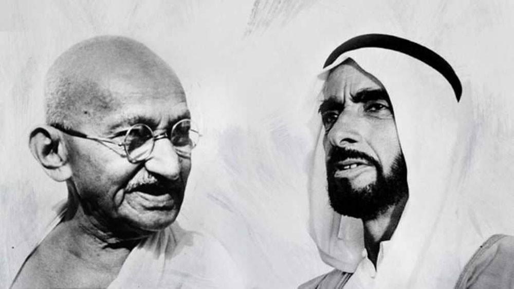 """الإمارات والهند تعلنان إطلاق متحف """"زايد- غاندي"""" الرقمي"""