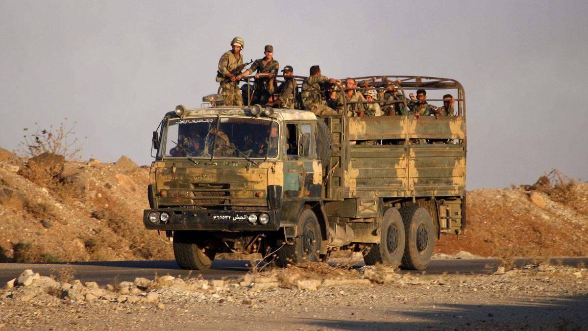 النظام السوري يلوّح بعملية عسكرية في ريف درعا الغربي