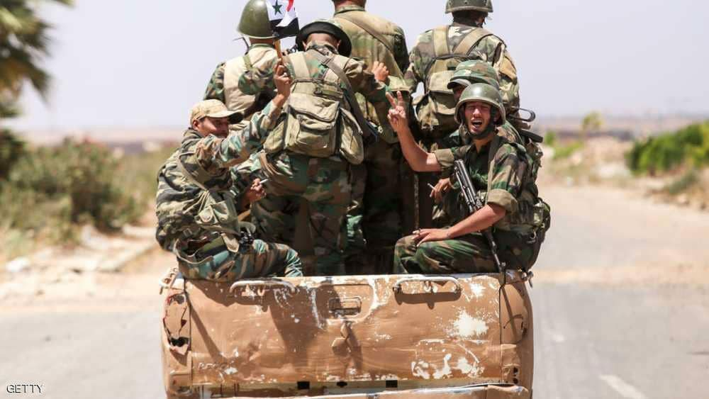 """بعد 7 أعوام.. قوات النظام السوري تسيطر على """"مهد الانتفاضة"""""""