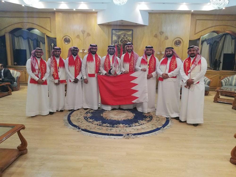 البحرين في المركز الثاني بمهرجان الموسيقى والغناء التراثي للشباب العربي