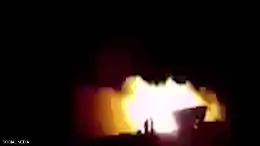 قتلى بضربة إسرائيلية على موقع إيراني بسوريا