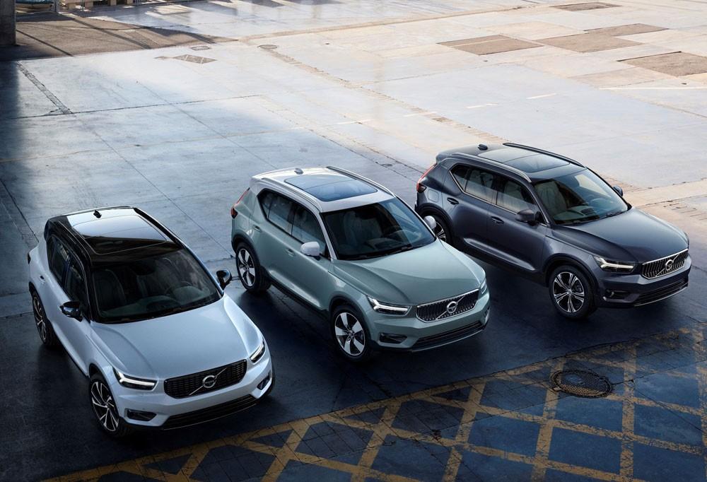 """Volvo XC40"" تحصد تصنيف ""خمس نجوم"""