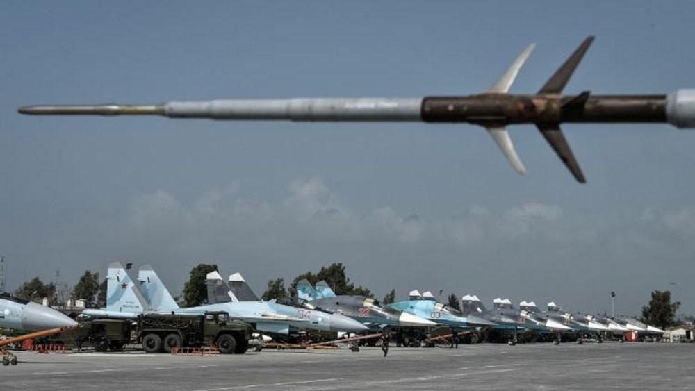 روسيا تسقط طائرتين بلا طيار هاجمتا قاعدة في سوريا