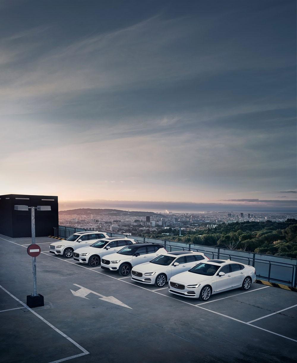 """""""فولفو للسيارات"""" تسجّل أرباحاً تشغيلية قياسية قدرها 4.2 مليار كراونة سويدية"""