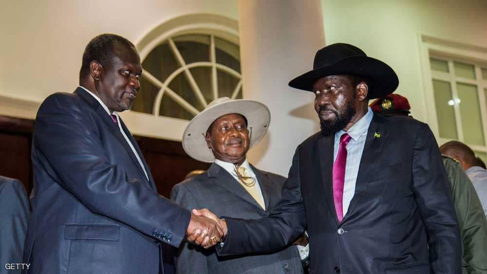 """توقيع اتفاق """"أولي"""" لتقاسم السلطة بجنوب السودان"""