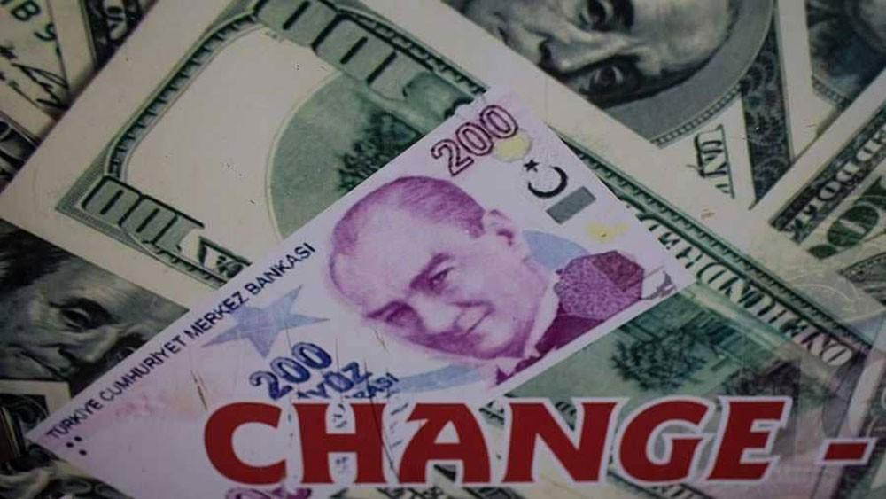 """سيف """"العقوبات الأميركية"""" يضرب الليرة التركية"""