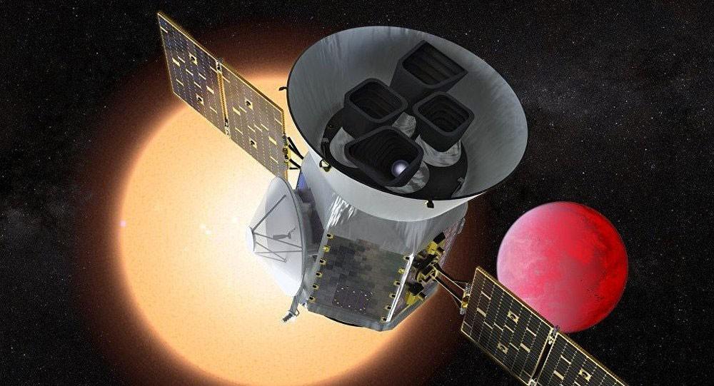 """تلسكوب """" تس"""" بدأ بالبحث عن """"توائم للأرض"""""""