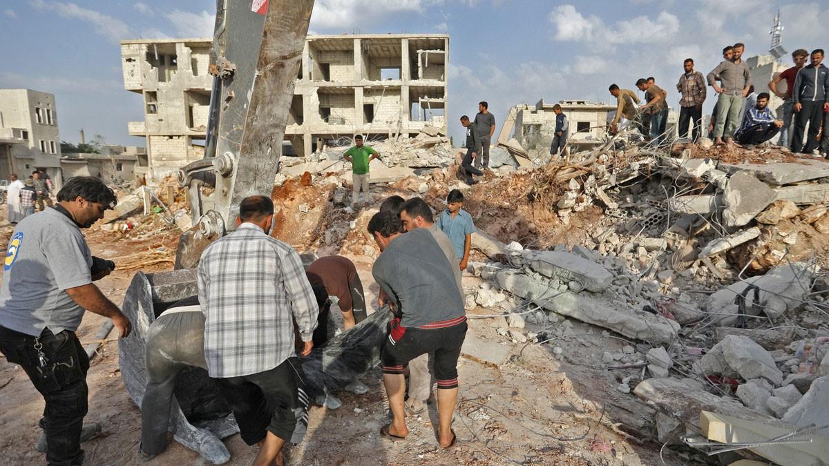تفاهم روسي تركي في إدلب