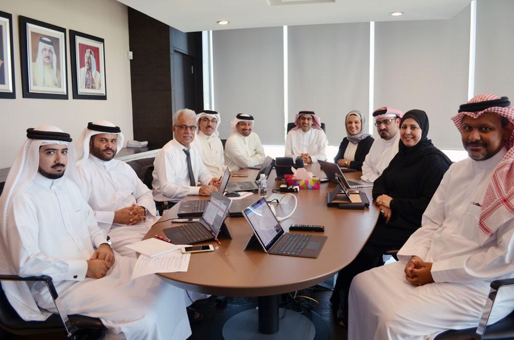 لجنة حوكمة تقنية المعلومات والاتصالات تُراجع ميزانية مشاريع تقنية بقيمة 39 مليون دينار