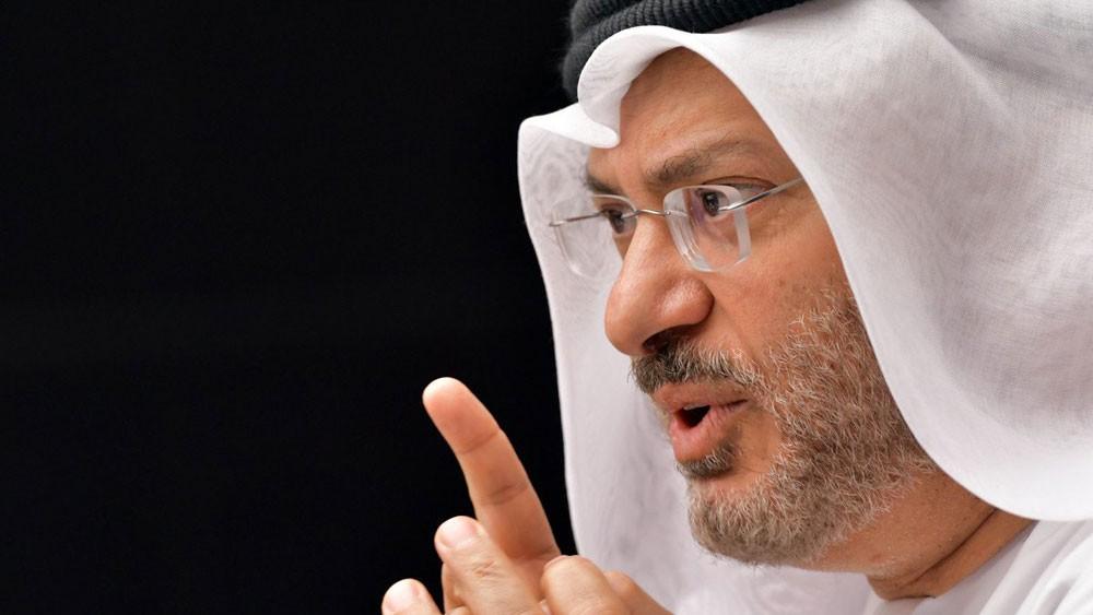 قرقاش : منع قطر مواطنيها من الحج غياب واضح للرؤية الواعية