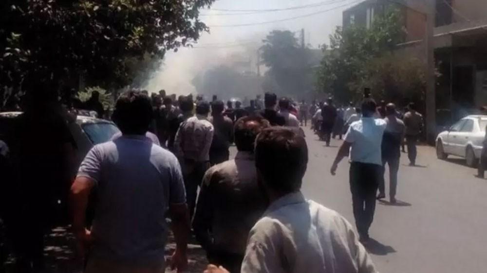 """""""العفو الدولية"""" تطالب إيران بالتحقيق في مقتل متظاهر"""