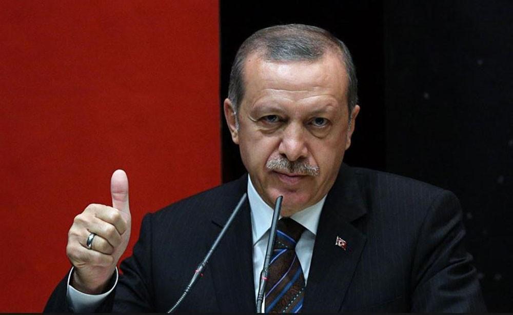 أردوغان يدعو الأتراك إلى تجاهل تقلبات سعر الصرف وبيع الدولار