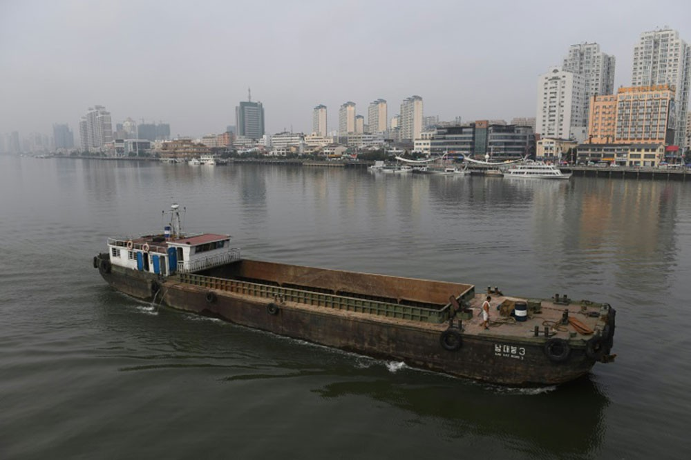 عقوبات اميركية على شركتين روسية وصينية في اطار الحظر على كوريا الشمالية