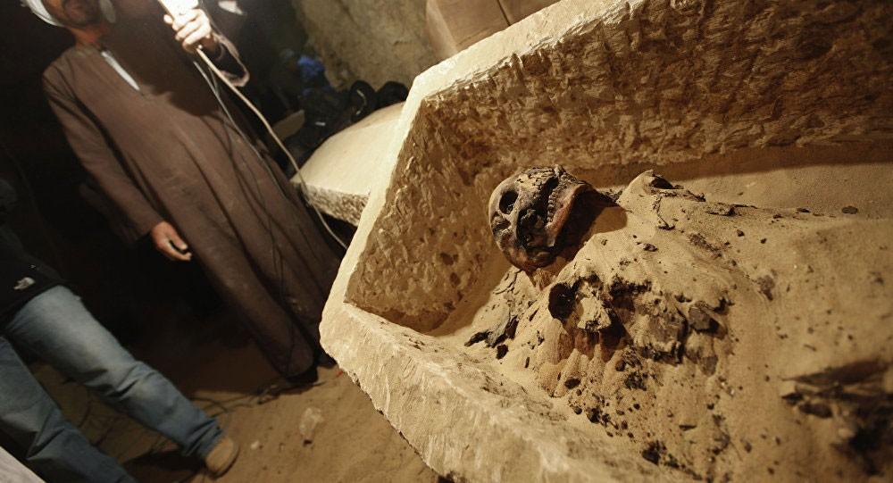 اكتشاف سر في مصر أقدم من الفراعنة